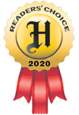 Monterey Herald Readers Choice 2020